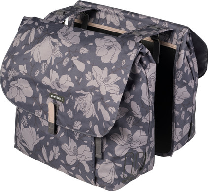 Basil Magnolia Double Bag 35L Blackberry