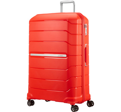 Samsonite Flux Expandable Spinner 81cm Tangerine Red