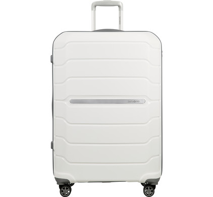Samsonite Flux Expandable Spinner 75cm White