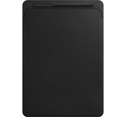 Apple Leren Sleeve iPad Pro 12,9 inch Zwart