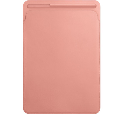 Apple Leren Sleeve iPad Pro 10,5 inch Soft Pink