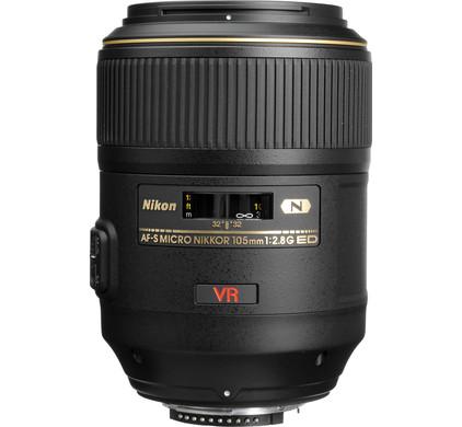Nikon AF-S 105mm f/2.8G ED IF VR Micro Main Image