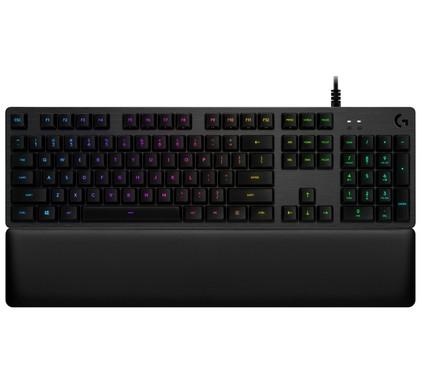 Logitech G513 Tactile Mechanical Gaming Keyboard QWERTY