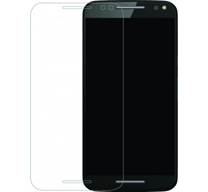 Mobilize Screenprotector Motorola Moto X Style Duo Pack