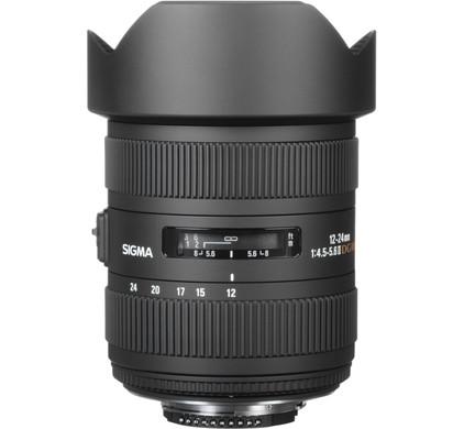 Sigma 12-24mm f/4.5-5.6 II DG HSM Nikon