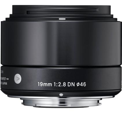 Sigma E 19mm f/2.8 DN ART