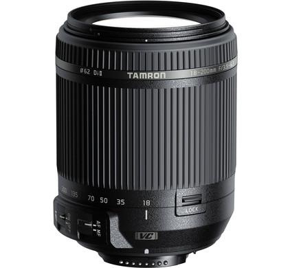 Tamron F 18-200mm f/3.5-6.3 Di II VC Nikon Main Image