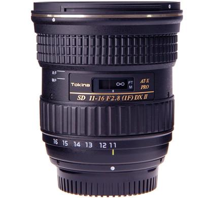 Tokina F 11-16mm f/2.8 AT-X Pro DX II Nikon Main Image