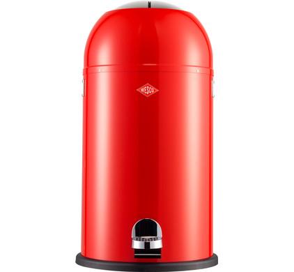 Wesco Liftmaster 40 Liter Rood.Wesco Kickmaster 33 Liter