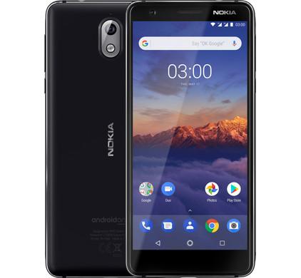 Nokia 3.1 Zwart - Coolblue - Voor 23.59u, morgen in huis