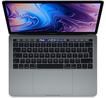 """Apple MacBook Pro 13"""" Touch Bar (2018) MR9Q2N/A Space Gray"""