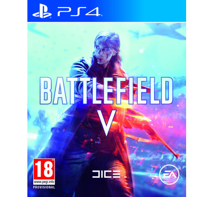 Battlefield 5 PS4 Main Image