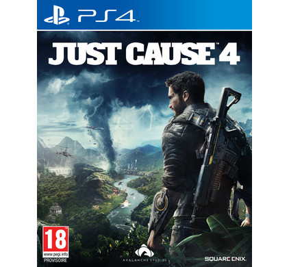 Just Cause 4 PS4 Main Image