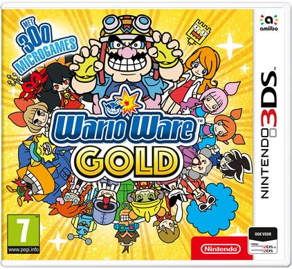 WarioWare Gold 3DS Main Image