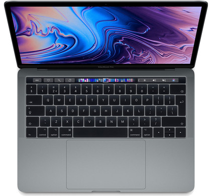 Apple MacBook Pro 13'' Touch Bar (2018) 8GB/2TB 2,3GHz Space Gray Main Image