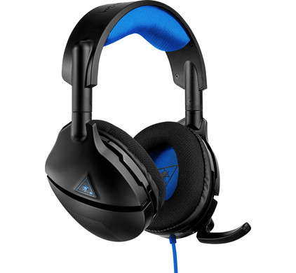 Turtle Beach Stealth 300P PlayStation 4 Edition Left side