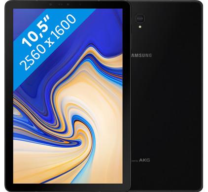 Samsung Galaxy Tab S4 Wifi Zwart Coolblue Voor 2359u Morgen In