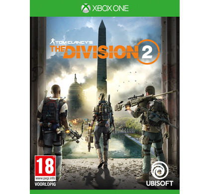 Tom Clancy's The Division 2 Xbox One Main Image