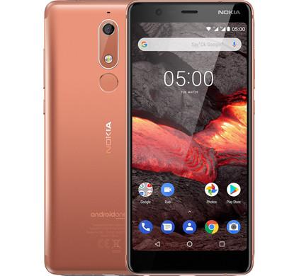 Nokia 5.1 Koper - Coolblue - Voor 23.59u, morgen in huis