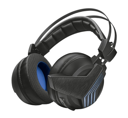 Trust GXT 393 Magna Wireless 7.1 Surround Gaming Headset Main Image