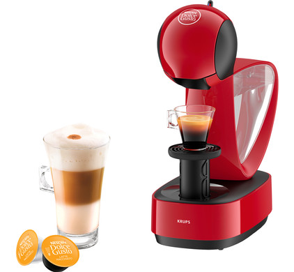 Krups Dolce Gusto Infinissima KP1705 Red Main Image
