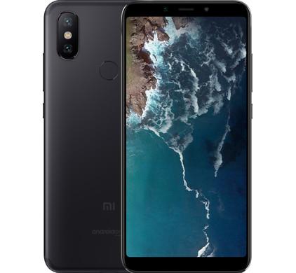 Xiaomi Mi A2 64GB Zwart - Coolblue - Voor 23.59u, morgen in huis