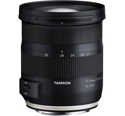 Tamron 17-35 mm f / 2.8-4 Di OSD Nikon Main Image