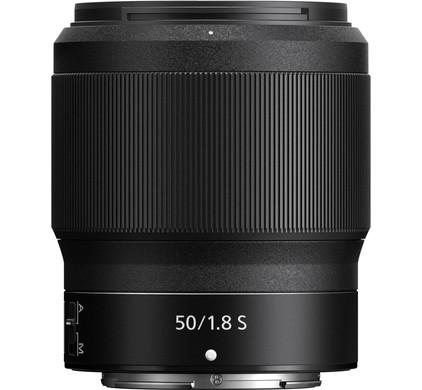 Nikon NIKKOR Z 50mm f / 1.8 S Main Image