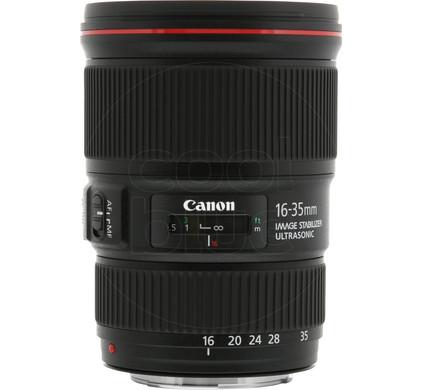 Canon EF 16-35mm f/4L IS USM Main Image