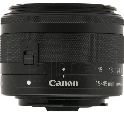 Canon EF-M 15-45mm f/3.5-5.6 IS STM Main Image