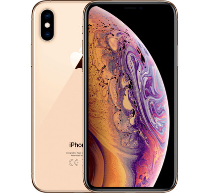 Apple iPhone Xs 512 GB Goud - Coolblue - Voor 23.59u, morgen in huis