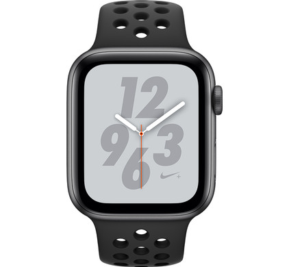 Apple Watch Series 4 44mm Nike+ Space Gray Aluminum/Sport Band Main Image