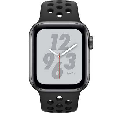 Apple Watch Series 4 40mm Nike+ Space Gray Aluminum/Sport Band Main Image