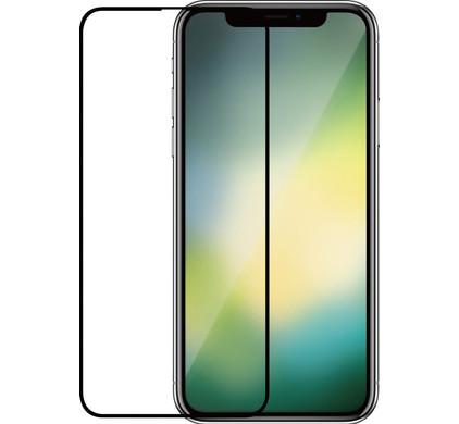 Azuri Gehard Glas Apple iPhone Xr Screenprotector Glas Zwart - Coolblue - Voor 23.59u, morgen in huis