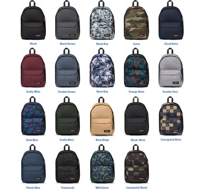 Huis Camo Out 23 In Of Coolblue Morgen Voor Office Eastpak 59u tUv4gq4