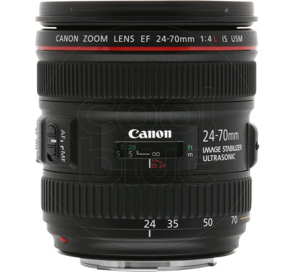 Canon EF 24-70mm f/4L IS USM Main Image