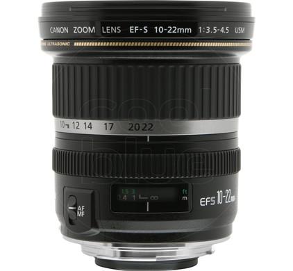 Canon EF-S 10-22mm f/3.5-4.5 USMd Main Image