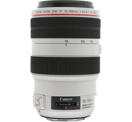 Canon EF 70-300mm f/4-5.6L IS USM Main Image
