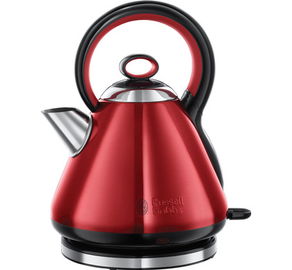 Russell Hobbs Legacy Red Main Image
