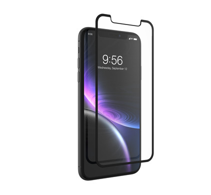 InvisibleShield Curved Glass iPhone Xr Screenprotector Glas - Coolblue - Voor 23.59u, morgen in huis