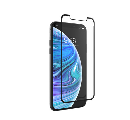 InvisibleShield Curved Glass iPhone Xs Screenprotector Glas - Coolblue - Voor 23.59u, morgen in huis