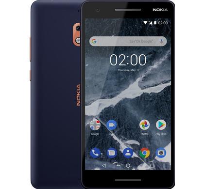 Nokia 2.1 Zwart - Coolblue - Voor 23.59u, morgen in huis