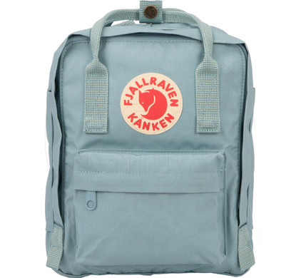1f258315d984d Fjällräven Kånken Mini Sky Blue - Kids backpack - Coolblue - Before ...