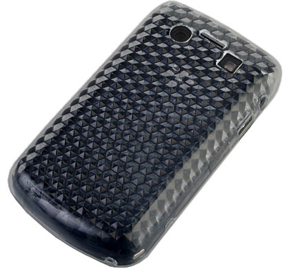 Brando Resin Case BlackBerry Bold 9700 + Screenprotector