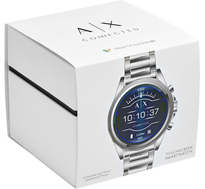 Emporio Armani Connected Smartwatch AXT2000 - Coolblue - anything ...