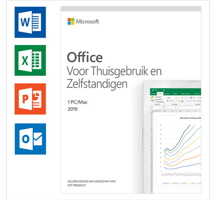 Microsoft Office 2019 Home and Office NL Main Image