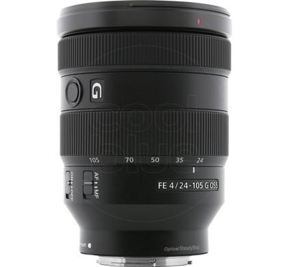 Sony SEL24105G 24-105mm F4 G OSS Lens