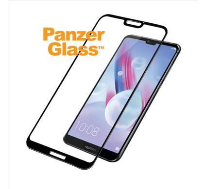 PanzerGlass Screenprotector Huawei P20 Lite Zwart - Coolblue - Voor 23.59u, morgen in huis