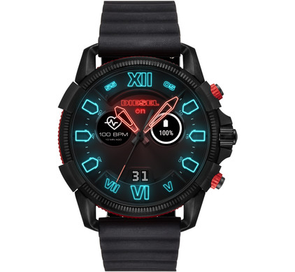 Diesel On Full Guard 2.5 Gen 4 Display Smartwatch DZT2010 Main Image