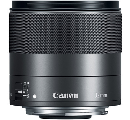 Canon EF-M 32mm f/1.4 STM Main Image